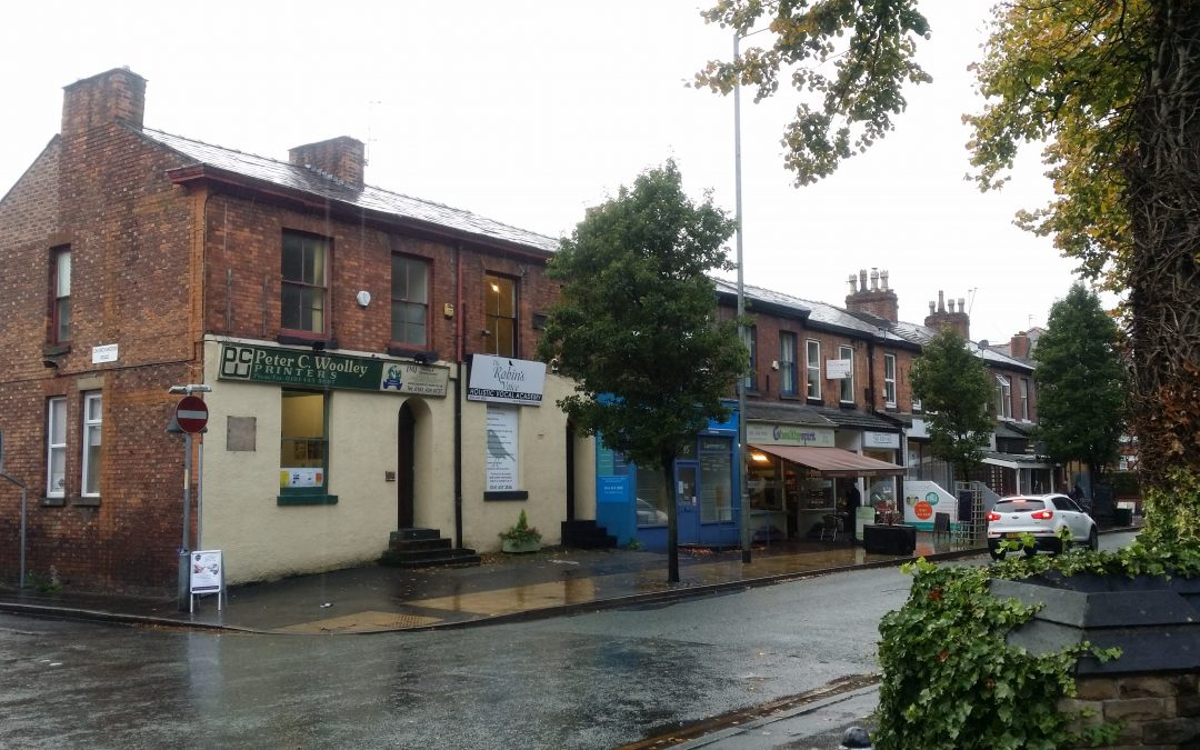31 Barlow Moor Road, Didsbury – New Offices to Market