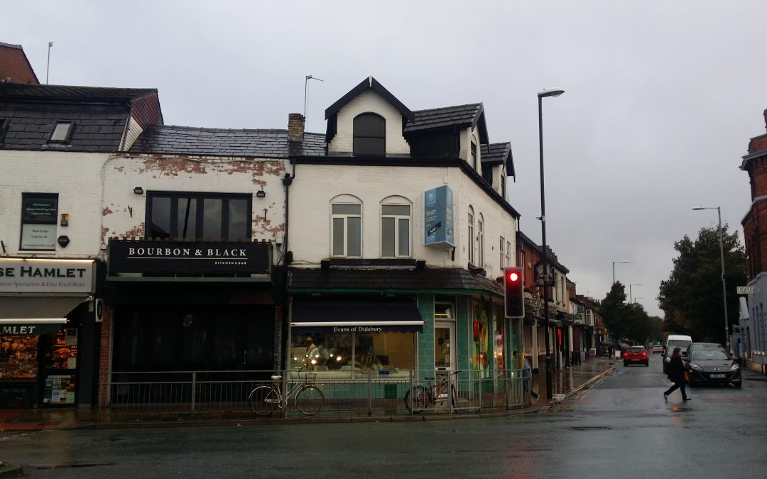 Prime Didsbury Commercial Investment – New to Market