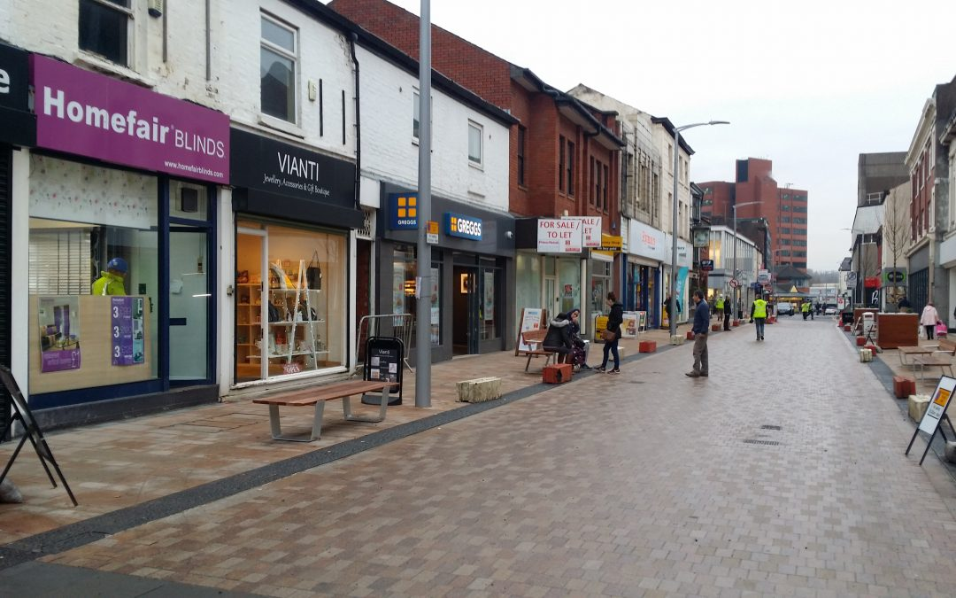 Retail Premises in Stockport Town Centre – New Commercial Property Letting