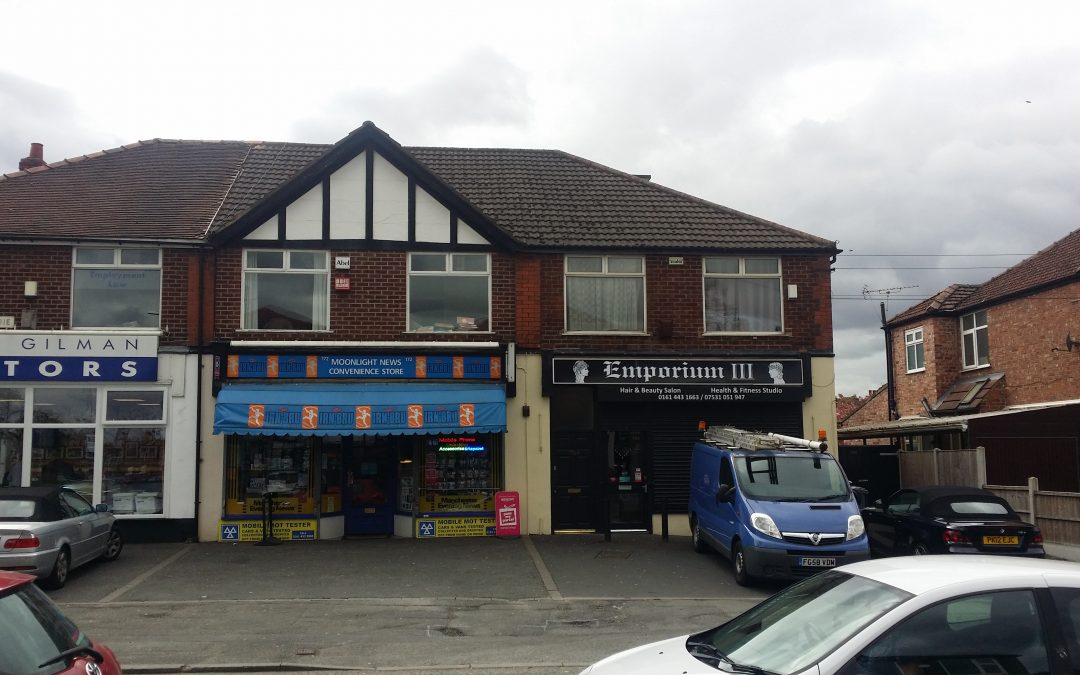 Commercial Property Lease Assignment – Retail Premises in Didsbury, South Manchester