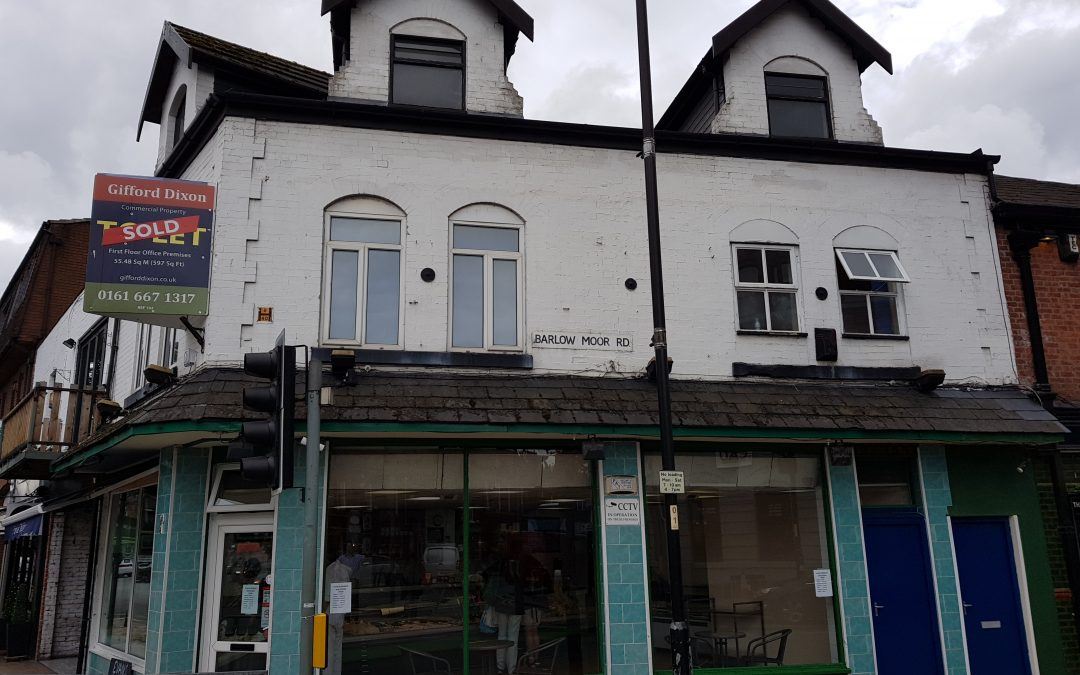 702 Wilmslow Road, Didsbury, Manchester – Manchester Commercial Property Sale