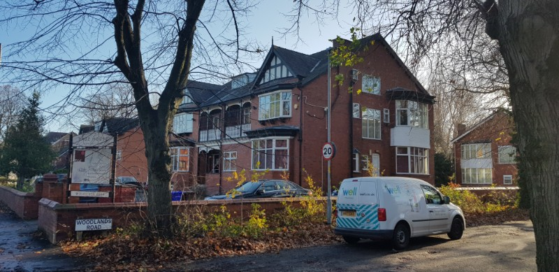 Tagz House, 359-361 Wilbraham Road, Whalley Range, Manchester photo
