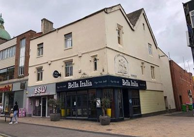 23-25 Church Street Blackpool To Let