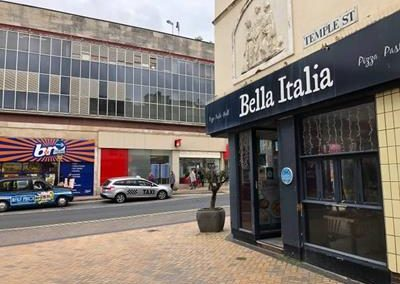 Restaurant Premises to Let in Blackpool