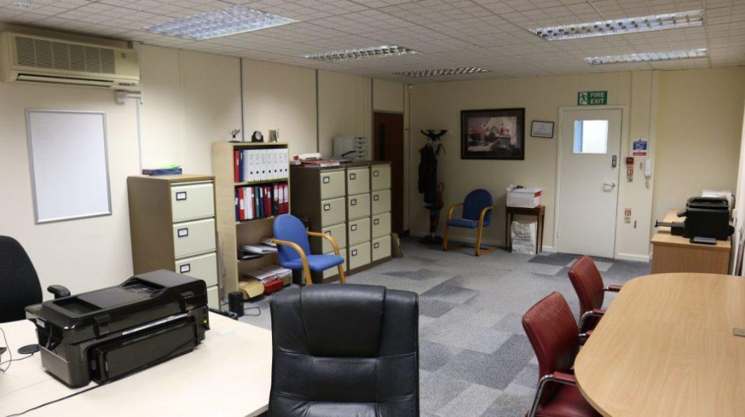 Open plan office space to rent in Didsbury