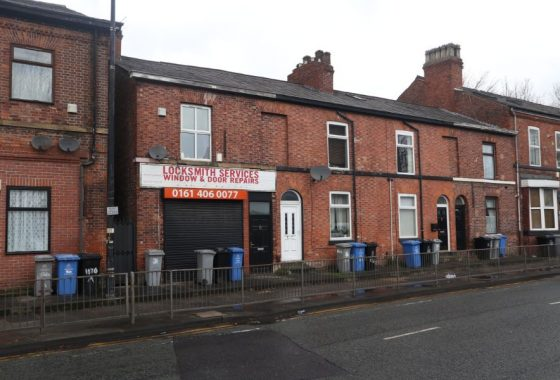 1068 Chester Road, Stretford - Commercial property for Sale