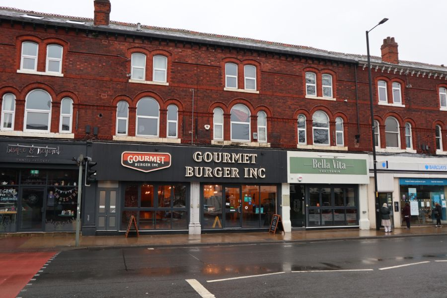 Manchester Restaurant to Let in Didscury
