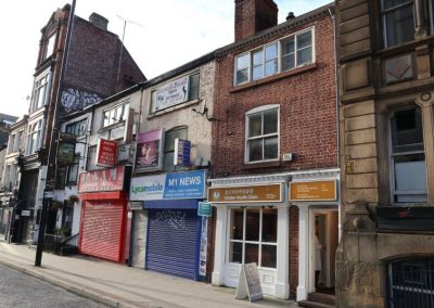 74 Portland Street, Manchester - first and second floor commercial space to rent