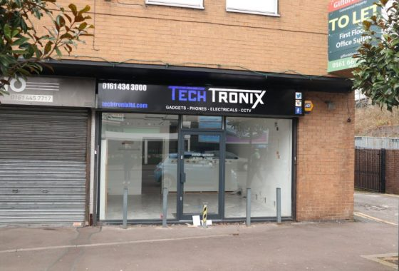 199a Fog Lane Manchester - Retail premises to let