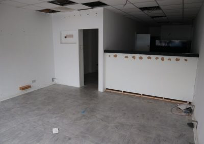 Potential cafe premises to rent is South Manchester