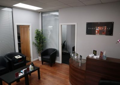 Entrance reception are at commercial property to rent in Manchester