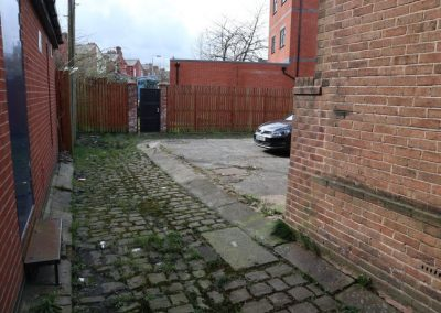 Car parking spaces to rear of unit to rent at 624-626 Stockport Road Longsight Manchester