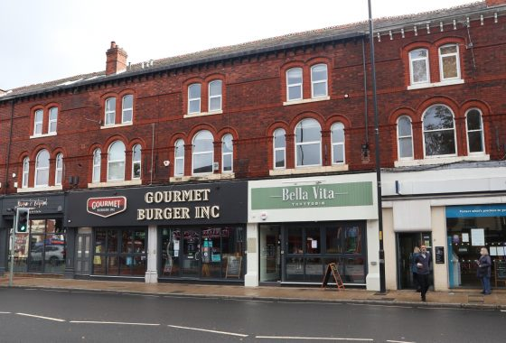 751 Wilmslow Road - Mixed use investment for sale in Didsbury Manchester