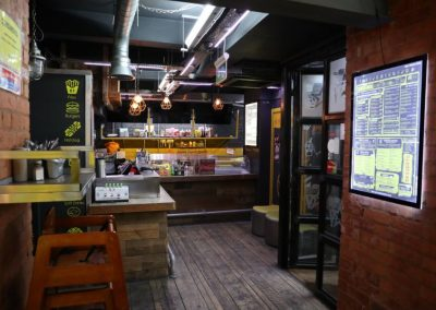 Attractive restaurant premises for sale in Manchester