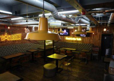 Restaurant premises for sale on Portland Street Manchester