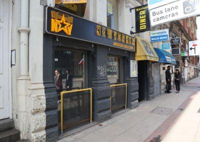 Manchester restaurant premises for sale