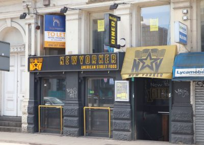 Restaurant lease for sale in Manchester city centre
