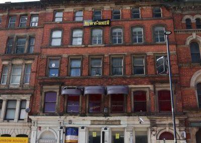 48 Portland Street Manchester restaurant for sale