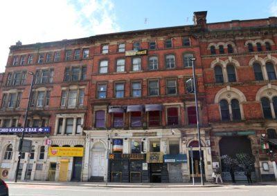 48 Portland Street Manchester restaurant to let