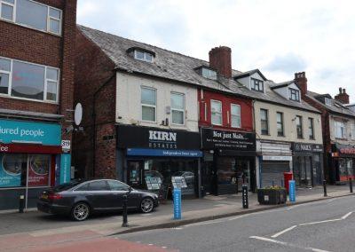 Retail premises to rent in Northenden