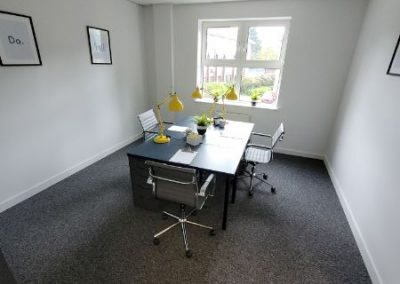 two person office to rent in Stockport