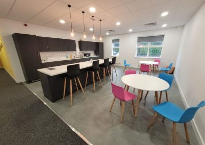Office space to rent in Cheadle - fully fitted kitchen