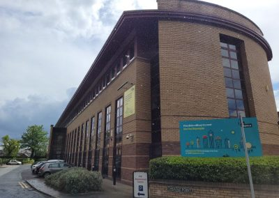 Biz Space offices to rent in Cheadle