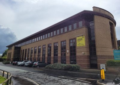 Cheadle Place Biz Space offices to rent