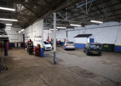 Main workshop area for sale in Levenshulme