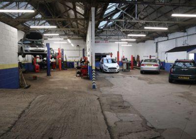 Main workshop for sale at Unit 1a Sandfold Lane Levenshulme