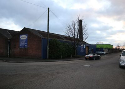 Vehicle repair garage for sale in Manchester