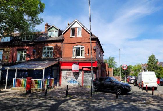 Shop to rent in Chorlton