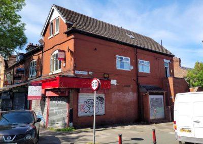 Restaurant premises to rent in Chorlton Manchester