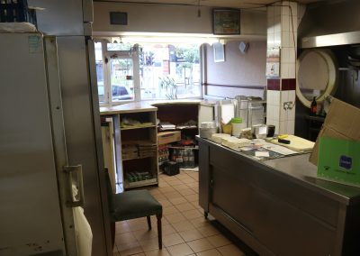 Commercial property for sale in Manchester with flat over