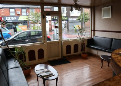 Commercial property for sale in Didsbury with flat over