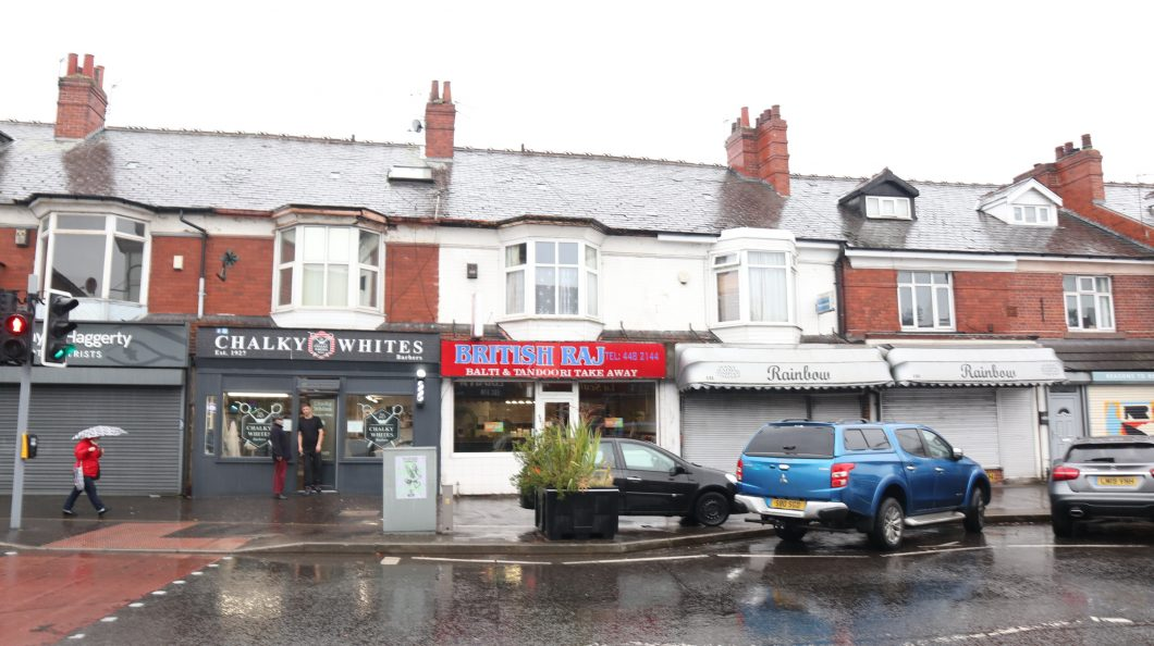 Takeaway premises for sale in Didsbury Manchester