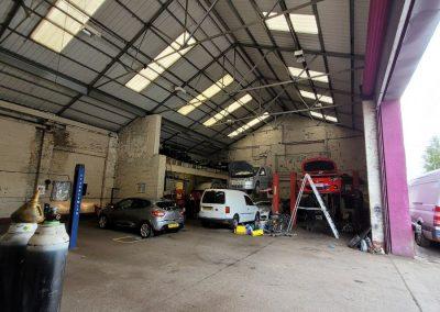 MOT testing centre in Failsworth - Investment Sale