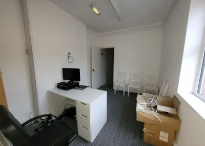 Reception room at 31 Barlow Moor Road Didsbury
